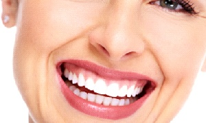 up-close photo of a woman's beautiful smile